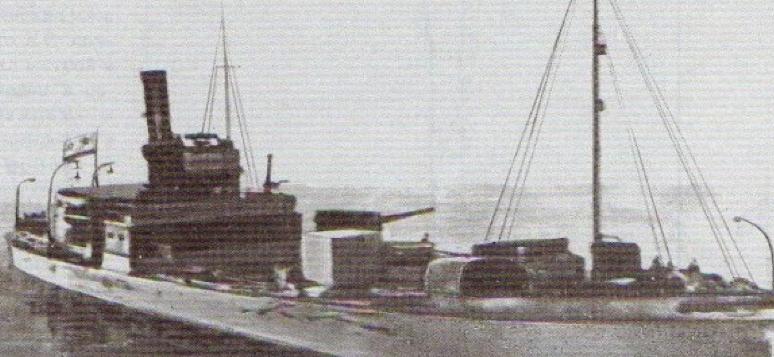 Канонерская лодка «Кронштадт»
