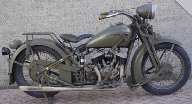 Мотоцикл Sokоł 1000