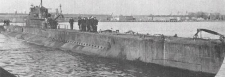 Подводная лодка «Galileo Ferraris»