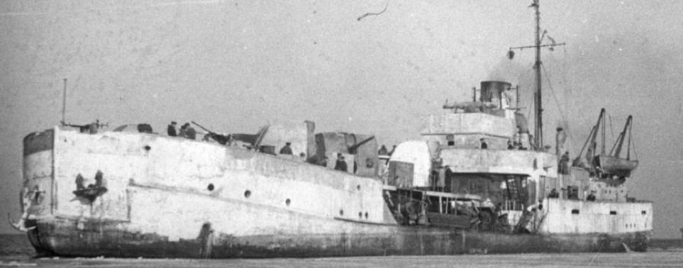 Канонерская лодка «Бира»