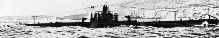 Подводная лодка «Glauco» (Delfim)