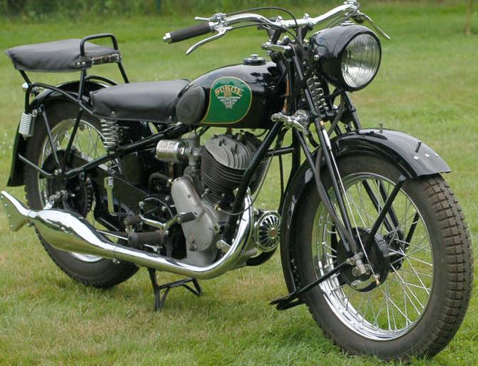 Мотоцикл Sokоl 600 RT (M-211)