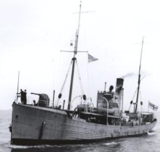 Сторожевой корабль «Colne»