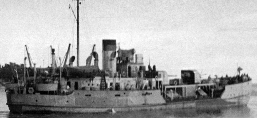 Канонерская лодка «Зея»
