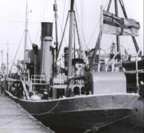Сторожевой корабль «Cherwell»
