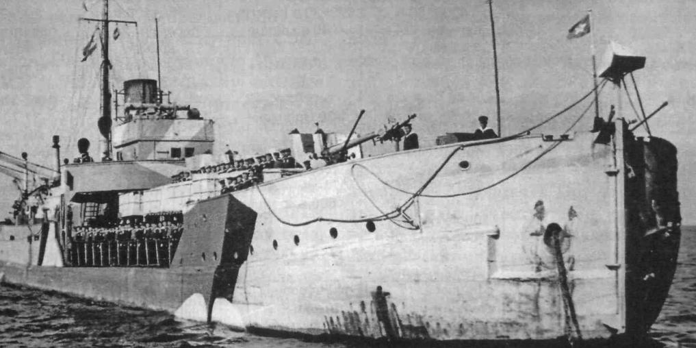 Канонерская лодка «Ока»