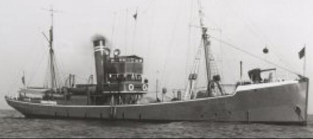 Сторожевой корабль «Foyle»