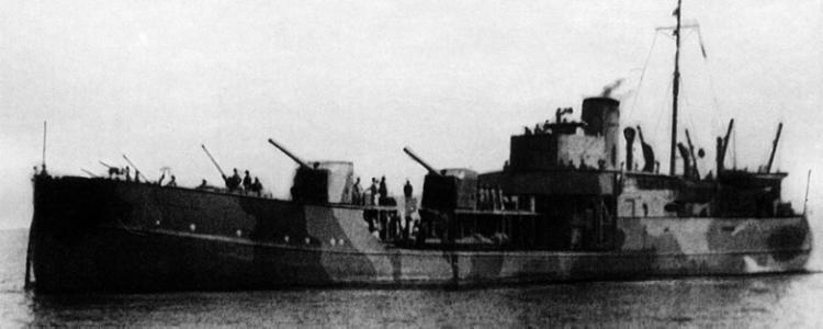 Канонерская лодка «Селемджа»