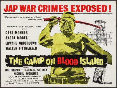 Лагерь на острове крови