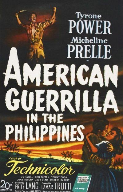 Американский партизан на Филиппинах