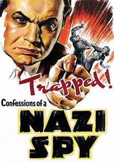 Признания нацистского шпиона