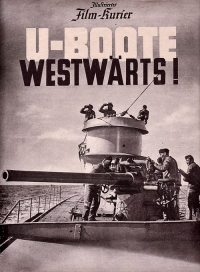 Подлодка на Запад!