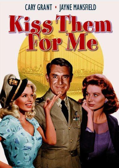 Поцелуй их за меня