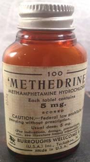 Метедрин из поставок США.
