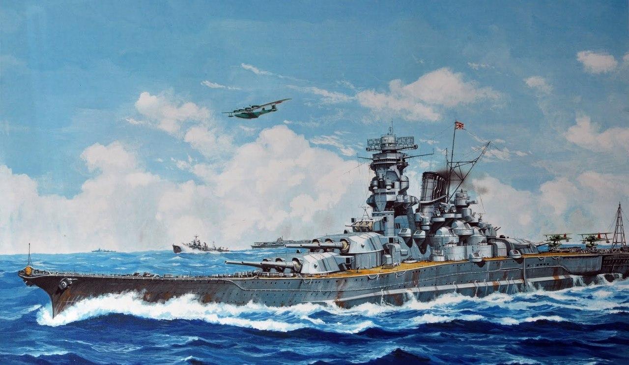 Frka Danijel. Авианосец «Shinano».