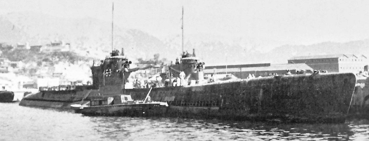 Подводная лодка «I-53» класса С-3. Фотографий «I-52» не сохранилось