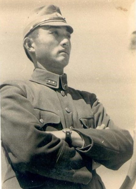 Младший лейтенант Хироо Онода