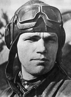 Кожедуб Иван Никитович (08.06.1920 – 08.08.1991). 64 победы