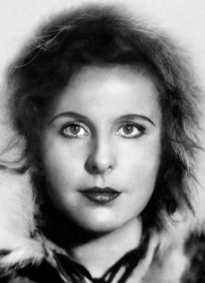 Берта Хелена Амалия (Лени) Рифеншталь (22.08.1902 – 08.09.2003)