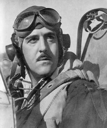 Клайв Колдуэлл (Clive Caldwell) (28.07.1910 – 05.08.1994). 28 побед
