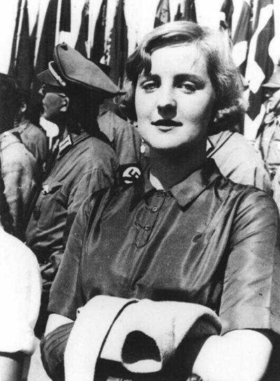 Юнити Митфорд. 1935 год