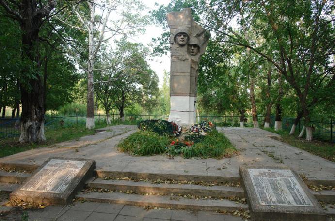 п. Рубленое Великобурлукского р-на
