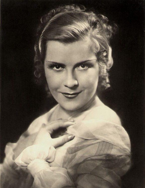 Рената Мюллер (26.04.1906-01.10.1937)