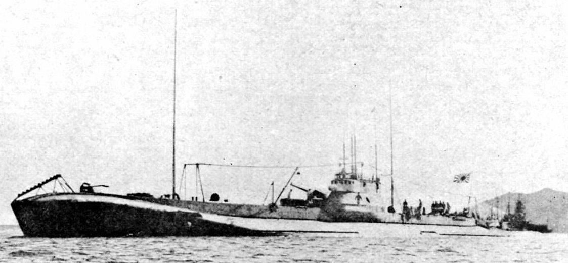 Подводная лодка «I-55» класса С-3