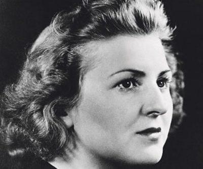 Ева Анна Паула Браун (06.02.1912 - 29.04.1945)