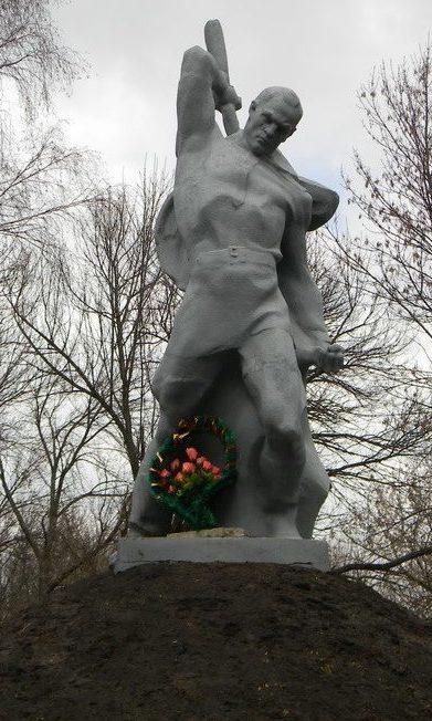 Памятник на мемориале