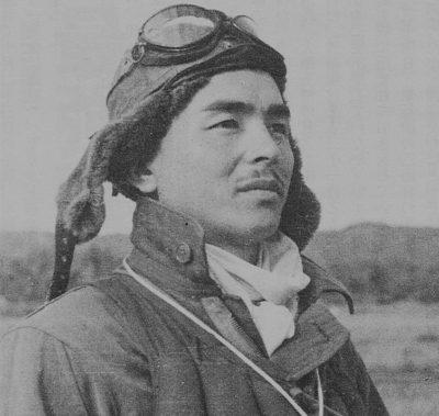 Хироёси Нисидзава (西澤 広義) (21.01.1920 – 26.10.1944). 87 побед