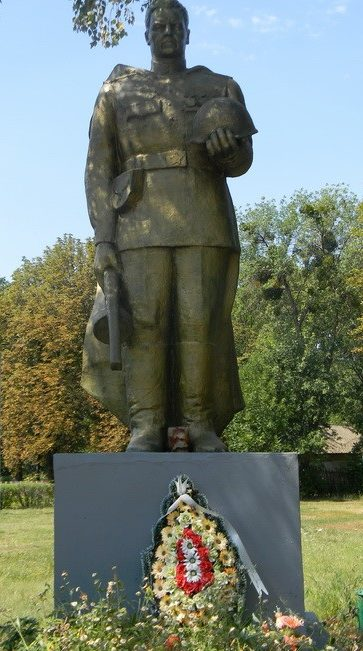 Памятник на братской могиле
