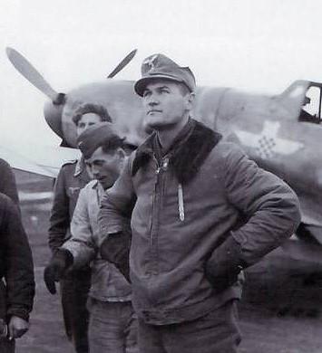 Мато Дуковац (Mato Dukovac) (23.09.1919 – 11.09.1990). 44 победы