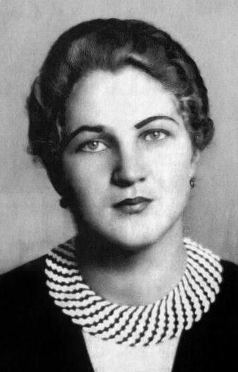 Мария «Митци» Райтер (23.12.1909 - 1992)