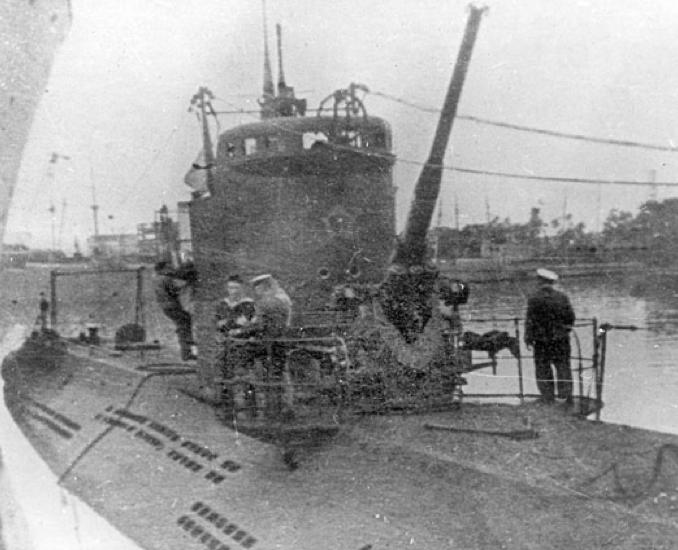 Подводная лодка «Л-6» (Карбонарий)