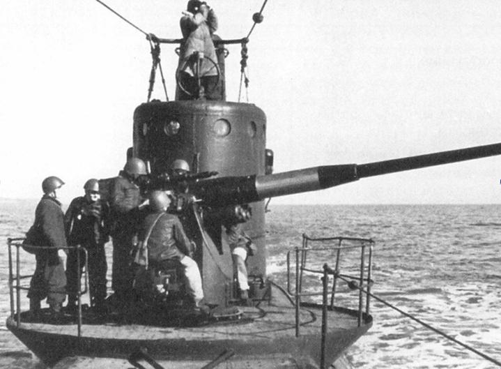 Подводная лодка «Л-9»