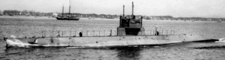 Подводная лодка «Л-10» (Менжинец)