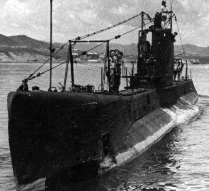 Подводная лодка «Щ-117» (Макрель)