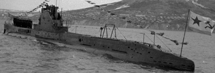 Подводная лодка «Щ-115» (Скат)