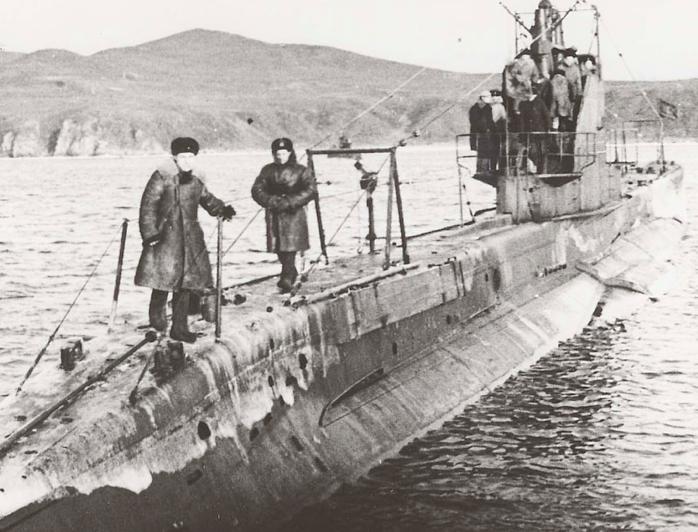 Подводная лодка «Щ-118» (Кефаль)