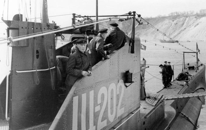 Подводная лодка «Щ-202» (Сельдь)