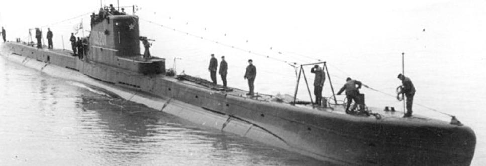 Подводная лодка «Щ-201» (Сазан)