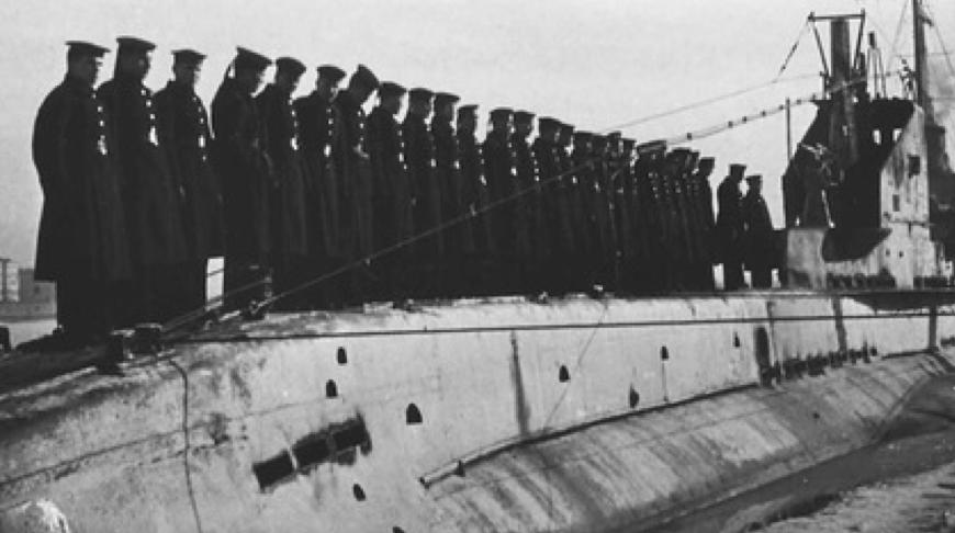 Подводная лодка «Щ-309» (Дельфин)