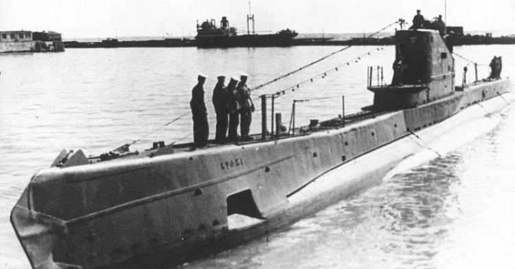 Подводная лодка «Щ-311» (Кумжа)