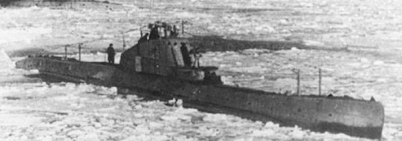 Подводная лодка «Щ-128»