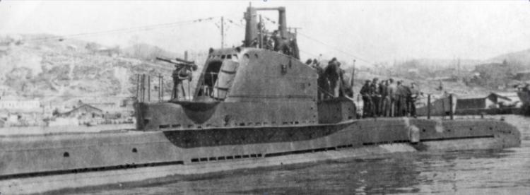 Подводная лодка «Щ-208»