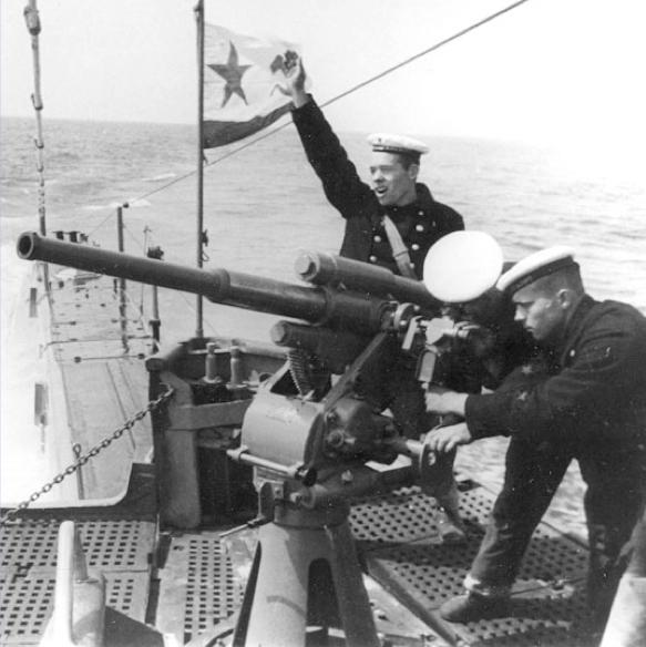 Подводная лодка «Щ-324»