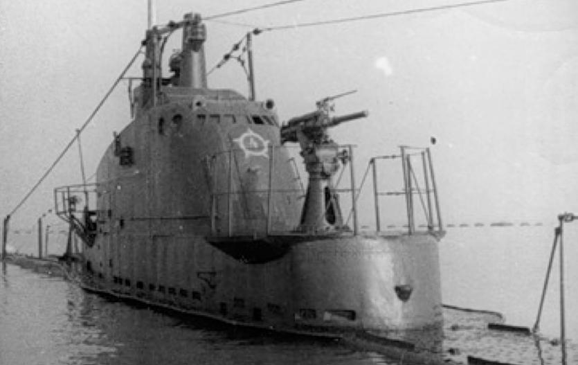 Подводная лодка «Щ-215»