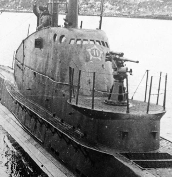Подводная лодка «Щ-422»