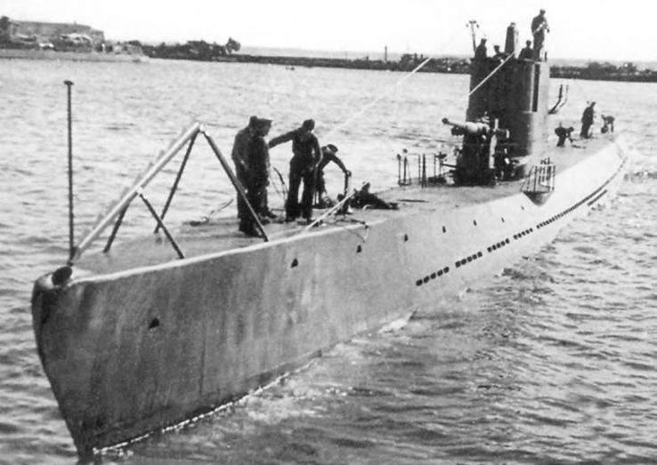 Подводная лодка «С-9»